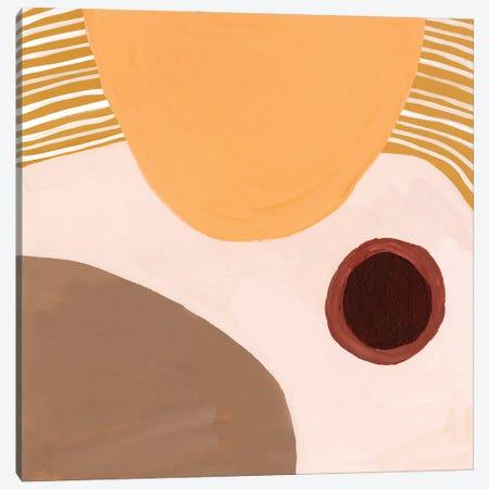 Desert Sun IV Canvas Print #WNG1193} by Melissa Wang Canvas Wall Art
