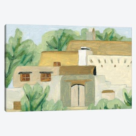 Hidden Land II Canvas Print #WNG1196} by Melissa Wang Art Print