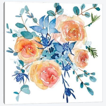 Ingress I 3-Piece Canvas #WNG1197} by Melissa Wang Canvas Print
