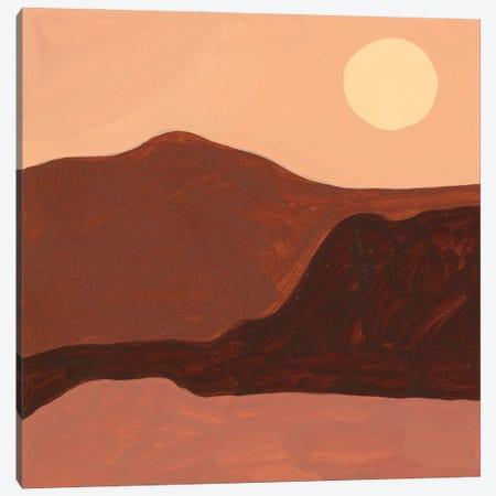 Late Summer III Canvas Print #WNG1203} by Melissa Wang Canvas Artwork