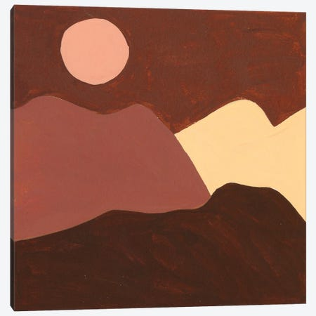 Late Summer IV Canvas Print #WNG1204} by Melissa Wang Canvas Print