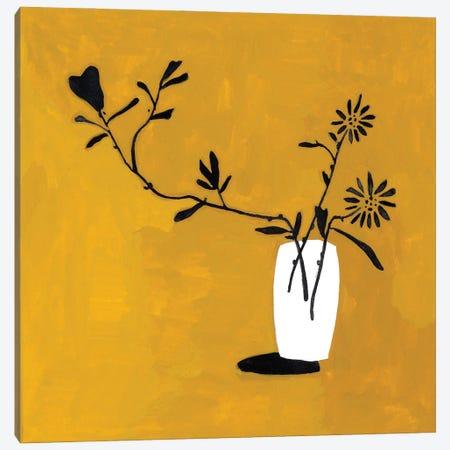 Like Flowers II Canvas Print #WNG1206} by Melissa Wang Art Print