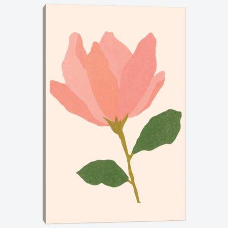 Magnolien I Canvas Print #WNG1207} by Melissa Wang Canvas Art Print