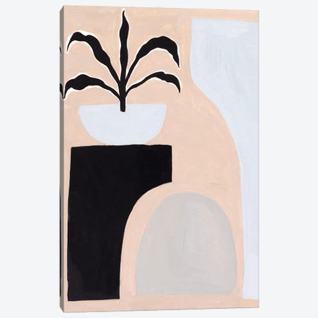 Pale Abstraction I 3-Piece Canvas #WNG1209} by Melissa Wang Canvas Wall Art