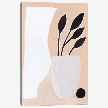 Pale Abstraction II 3-Piece Canvas #WNG1210} by Melissa Wang Canvas Print
