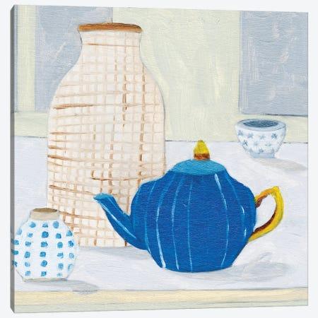 Still II Canvas Print #WNG1218} by Melissa Wang Art Print