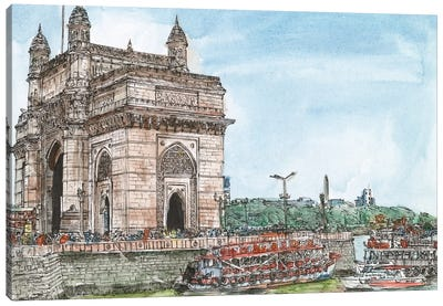 Dreaming of India I Canvas Art Print