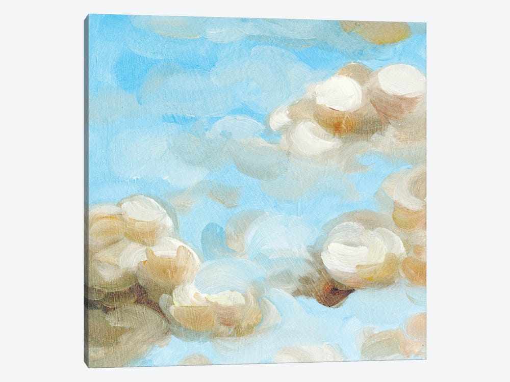 Floating Clouds I by Melissa Wang 1-piece Canvas Artwork