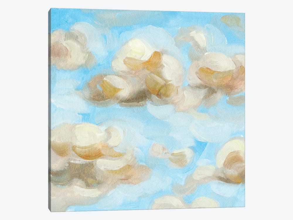Floating Clouds II by Melissa Wang 1-piece Art Print