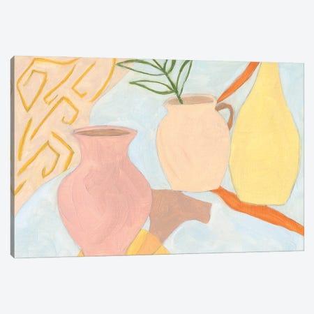 Puzzles I Canvas Print #WNG1243} by Melissa Wang Canvas Wall Art