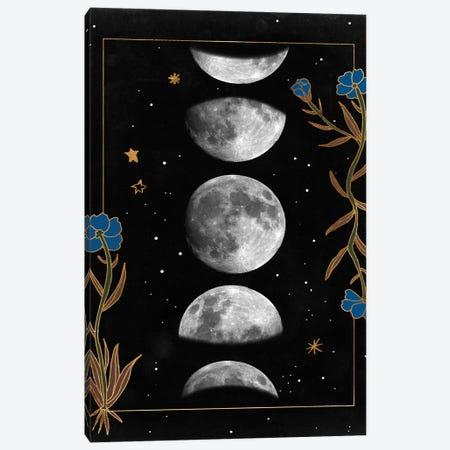 Night Moon II Canvas Print #WNG1262} by Melissa Wang Canvas Art