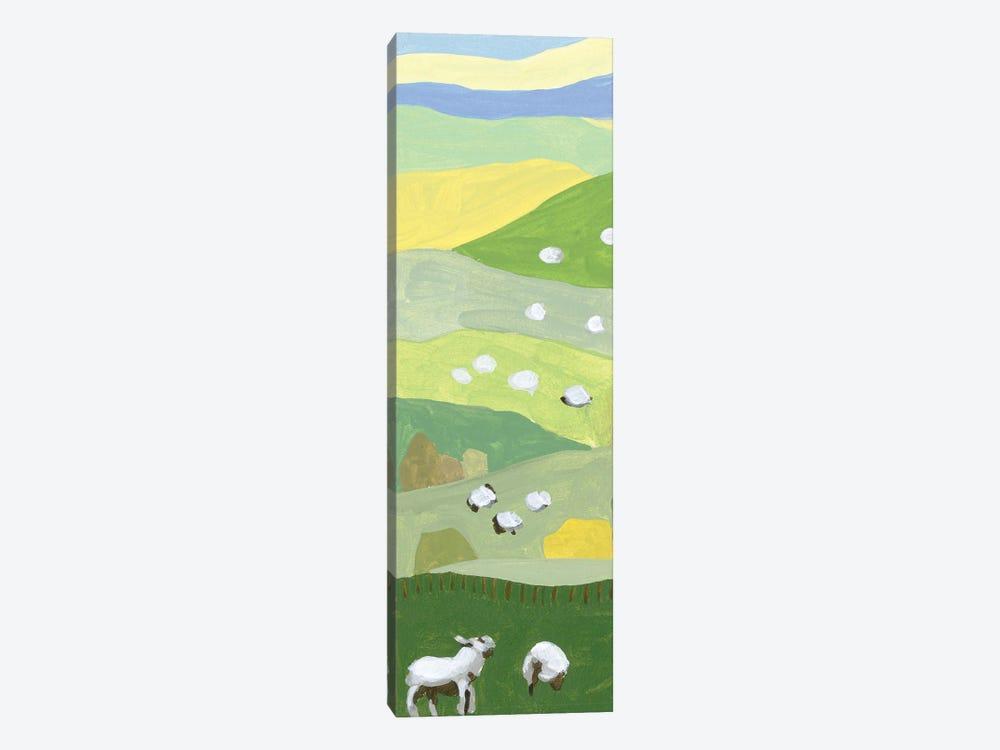 Mountain Sheep I by Melissa Wang 1-piece Canvas Artwork