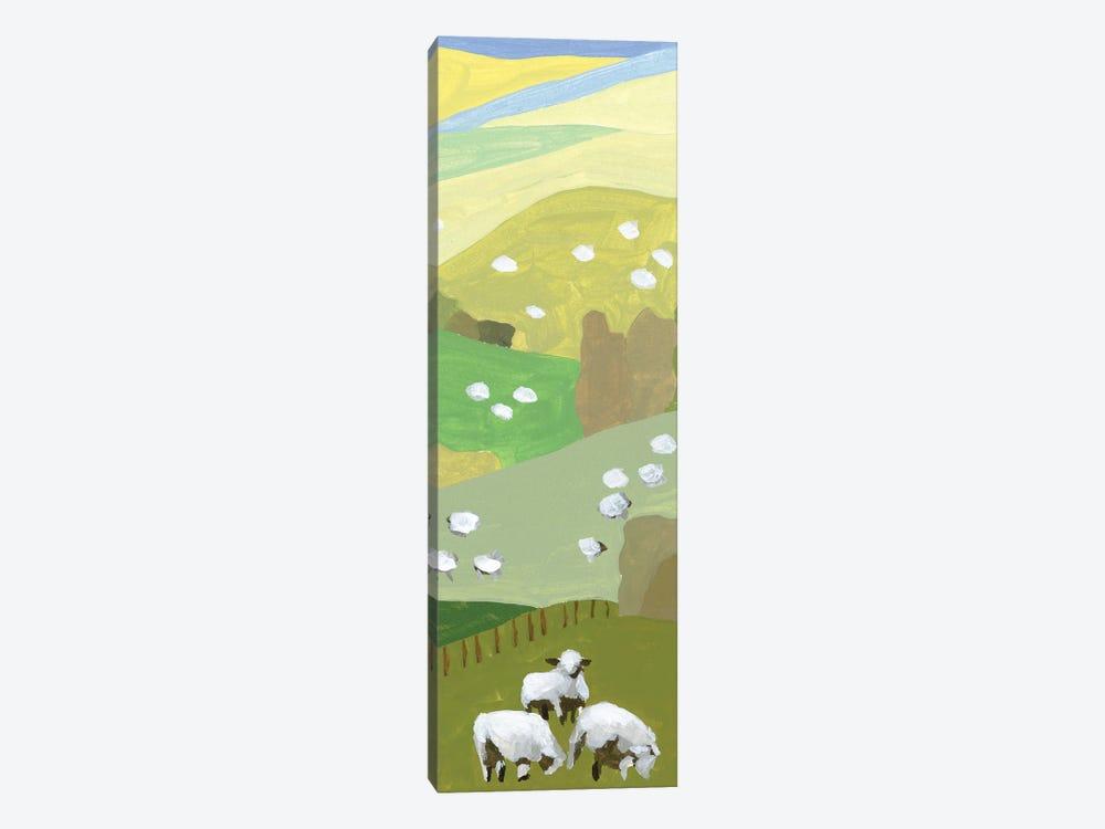 Mountain Sheep II by Melissa Wang 1-piece Art Print