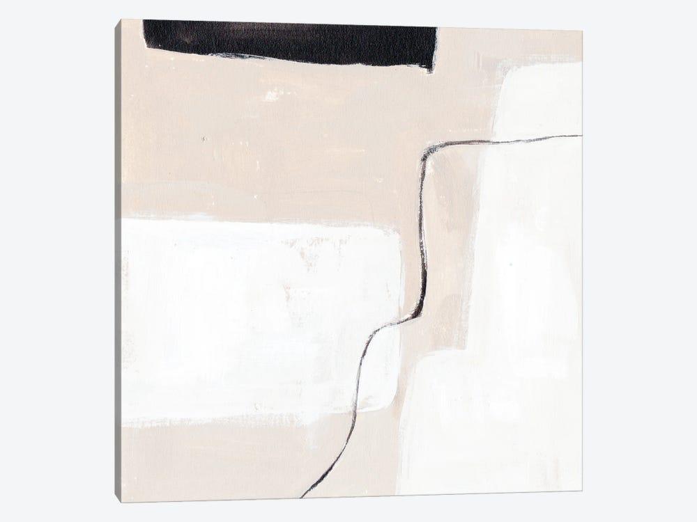 Beach Bricks III by Melissa Wang 1-piece Canvas Art Print