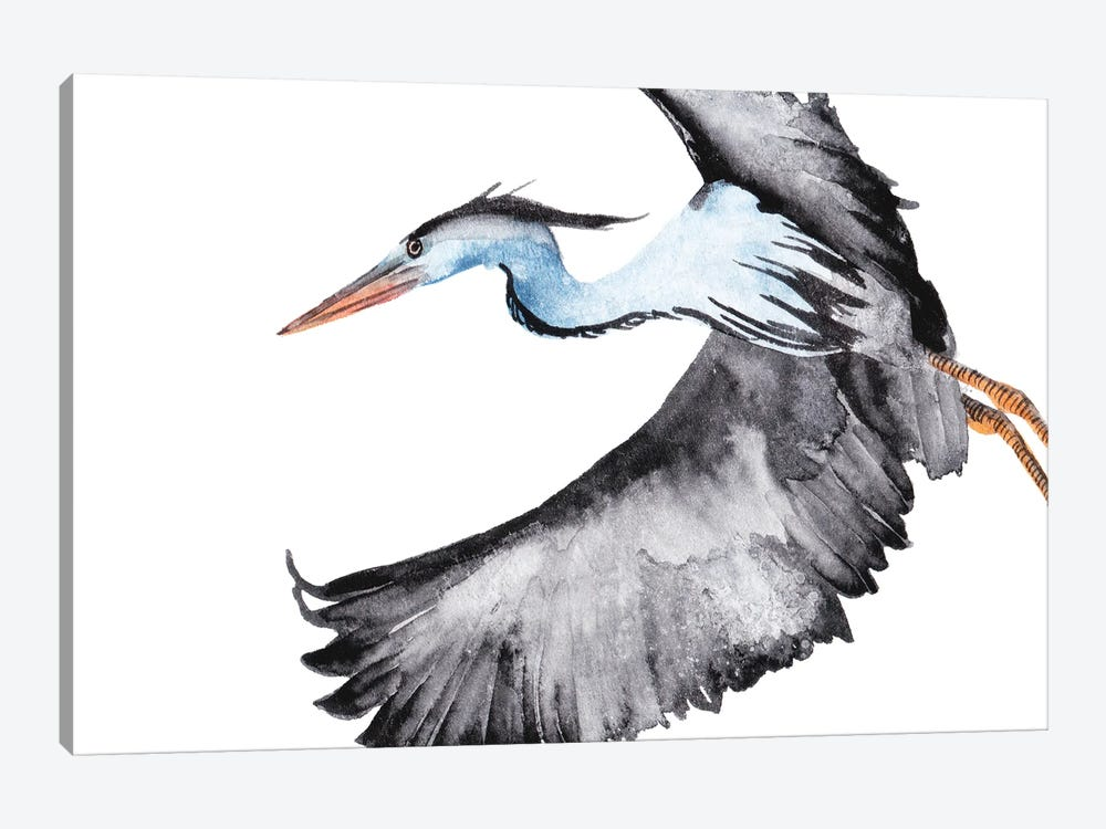 From the Sky IV by Melissa Wang 1-piece Canvas Print