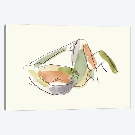 Nude III Canvas Print #WNG1324} by Melissa Wang Canvas Artwork
