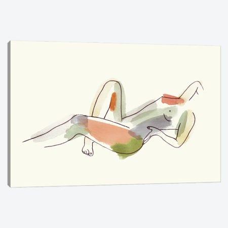 Nude IV Canvas Print #WNG1325} by Melissa Wang Canvas Wall Art
