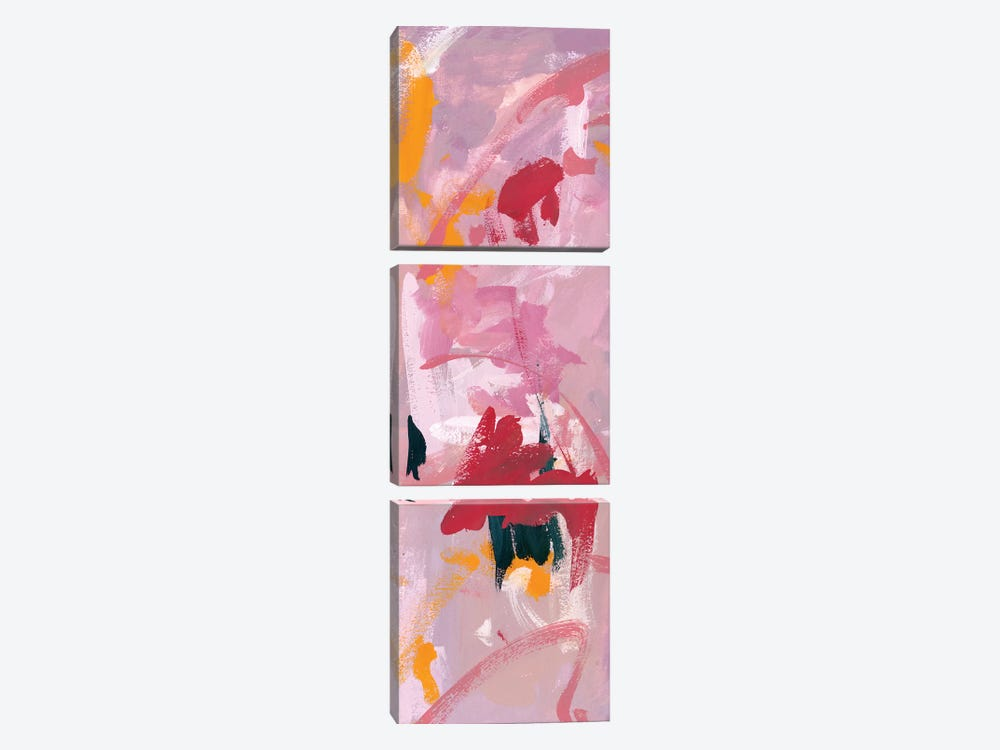 Composition 1A by Melissa Wang 3-piece Canvas Artwork