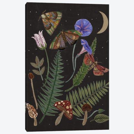 Dark Forest IV Canvas Print #WNG1352} by Melissa Wang Canvas Wall Art
