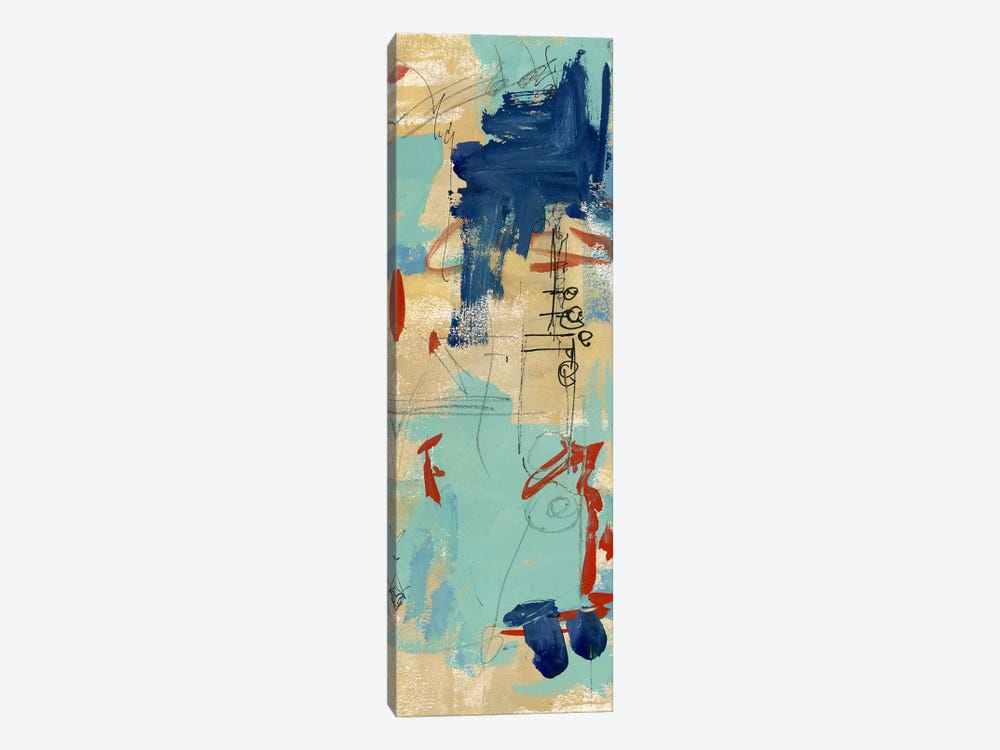 Composition 4A by Melissa Wang 1-piece Canvas Art