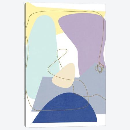 Luminous Bay I Canvas Print #WNG1381} by Melissa Wang Canvas Art Print