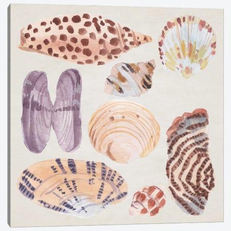 Ocean Sounds IV Canvas Print #WNG1415} by Melissa Wang Canvas Art