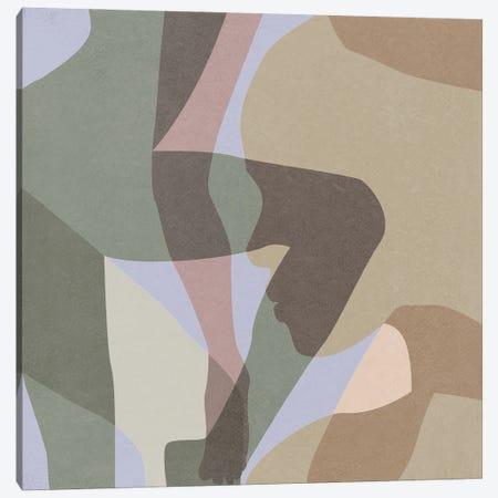 Stories In Between II Canvas Print #WNG1426} by Melissa Wang Art Print