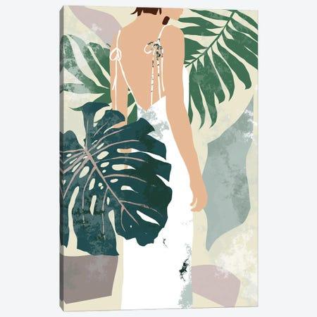 Summer Shades I Canvas Print #WNG1429} by Melissa Wang Canvas Art
