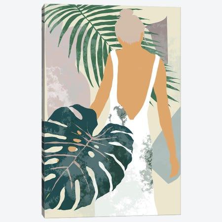 Summer Shades IV Canvas Print #WNG1432} by Melissa Wang Canvas Print