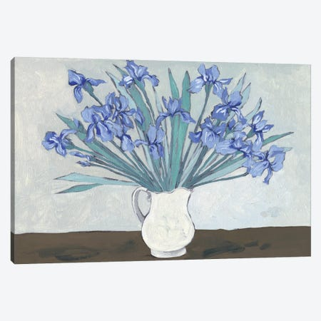 Van Gogh Irises II Canvas Print #WNG1443} by Melissa Wang Canvas Wall Art