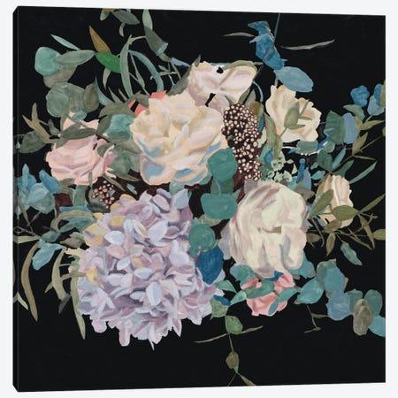 Violet Bouquet II Canvas Print #WNG1445} by Melissa Wang Art Print
