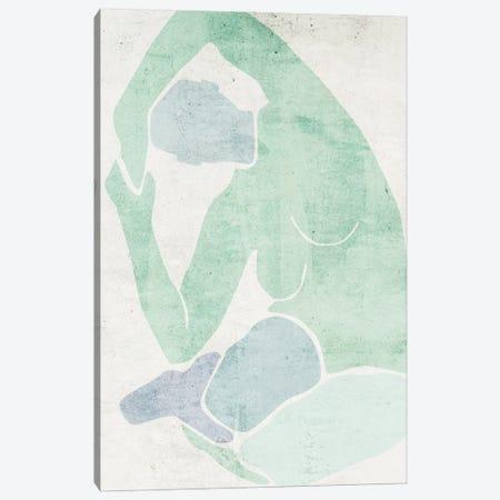 Stretching IV Canvas Print #WNG1520} by Melissa Wang Canvas Art Print