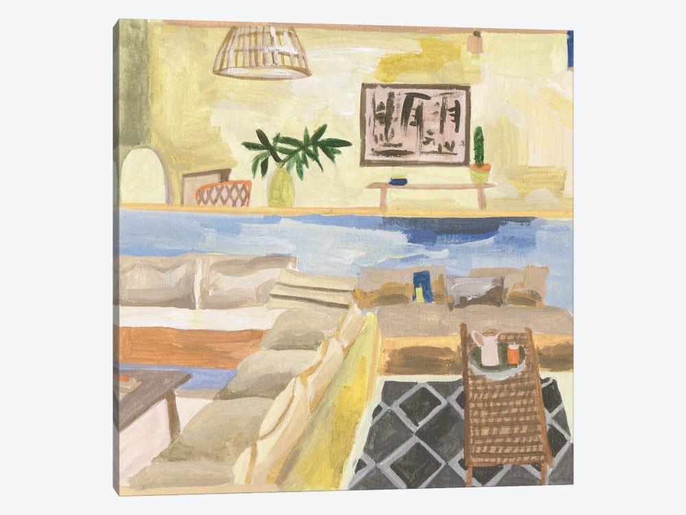Sunshine Inside II by Melissa Wang 1-piece Canvas Artwork