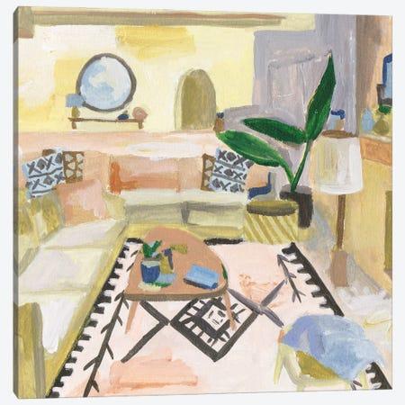Sunshine Inside III Canvas Print #WNG1526} by Melissa Wang Canvas Artwork