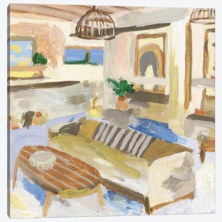 Sunshine Inside IV Canvas Print #WNG1528} by Melissa Wang Art Print