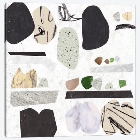 Underground Journey I Canvas Print #WNG1533} by Melissa Wang Canvas Art
