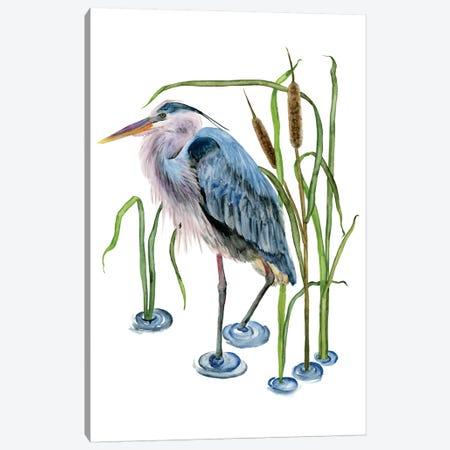 At The Pond I Canvas Print #WNG157} by Melissa Wang Canvas Art Print