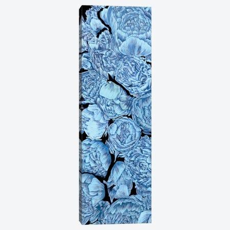 Blue Peonies I Canvas Print #WNG164} by Melissa Wang Canvas Art