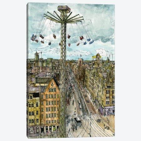 European Afternoon IV Canvas Print #WNG193} by Melissa Wang Canvas Artwork