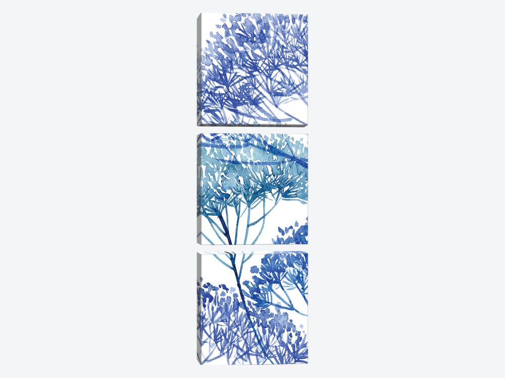 Little Sapling II by Melissa Wang 3-piece Canvas Wall Art