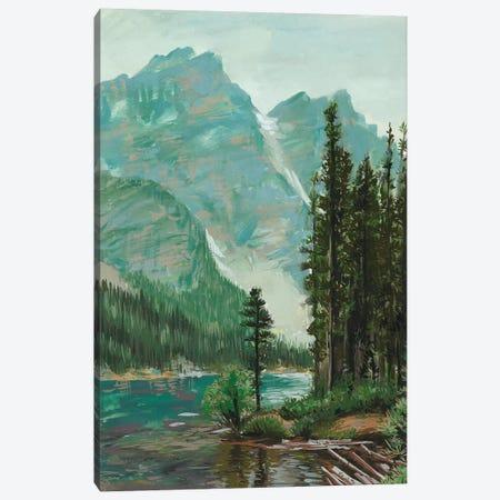 Mountainscape III Canvas Print #WNG231} by Melissa Wang Art Print