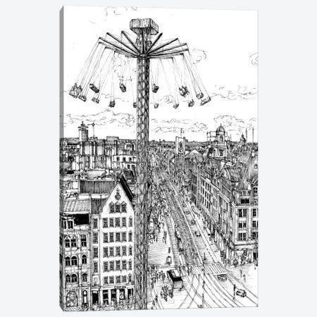 Tour of Europe IV Canvas Print #WNG264} by Melissa Wang Art Print