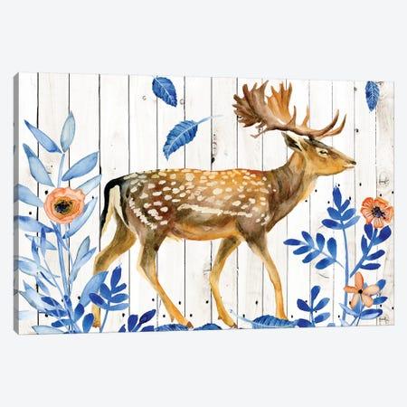 Dear Deer I Canvas Print #WNG300} by Melissa Wang Canvas Art Print