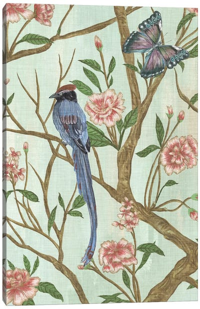 Delicate Chinoiserie I Canvas Art Print