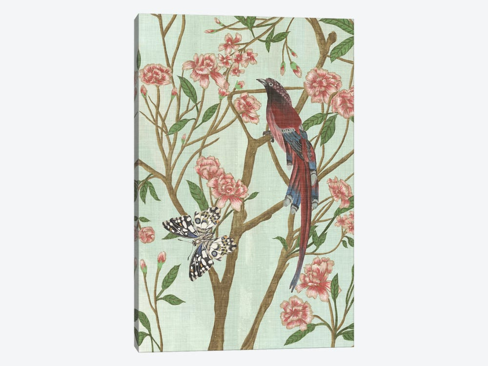 Delicate Chinoiserie III by Melissa Wang 1-piece Canvas Art Print