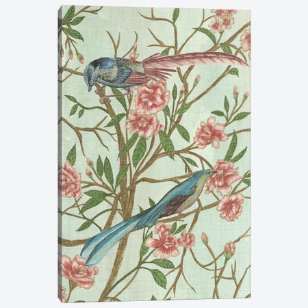 Delicate Chinoiserie IV Canvas Print #WNG305} by Melissa Wang Canvas Wall Art
