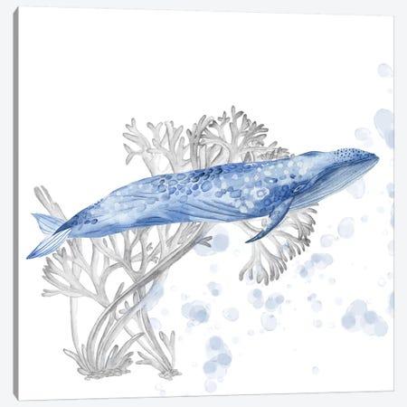 Flying Dreams I Canvas Print #WNG310} by Melissa Wang Canvas Artwork