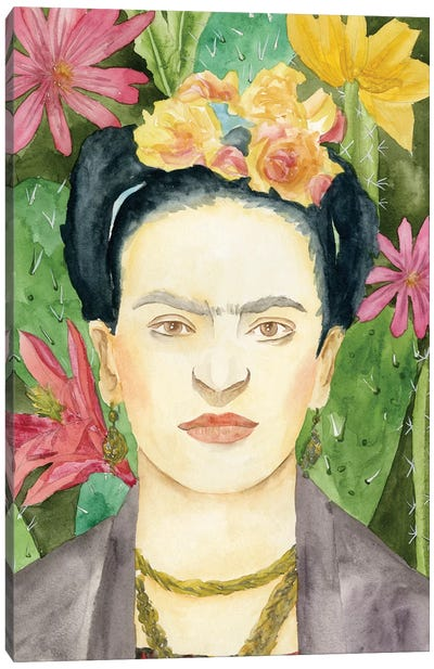 Frida Kahlo I Canvas Art Print