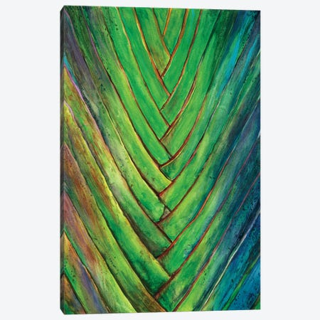 Tropical Crop I Canvas Print #WNG33} by Melissa Wang Canvas Wall Art