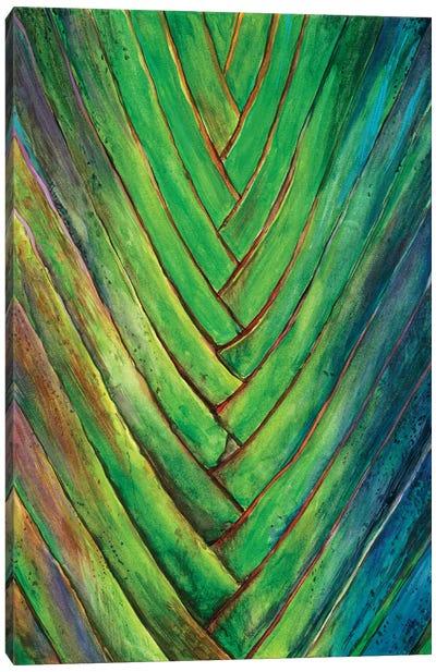 Tropical Crop I Canvas Art Print